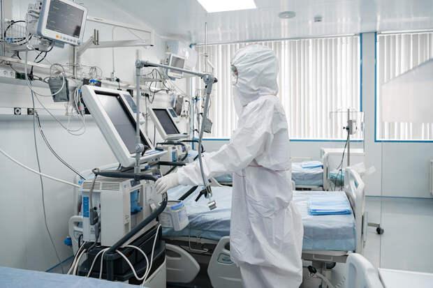 Оперштаб сообщил о новых случаях коронавируса в Москве