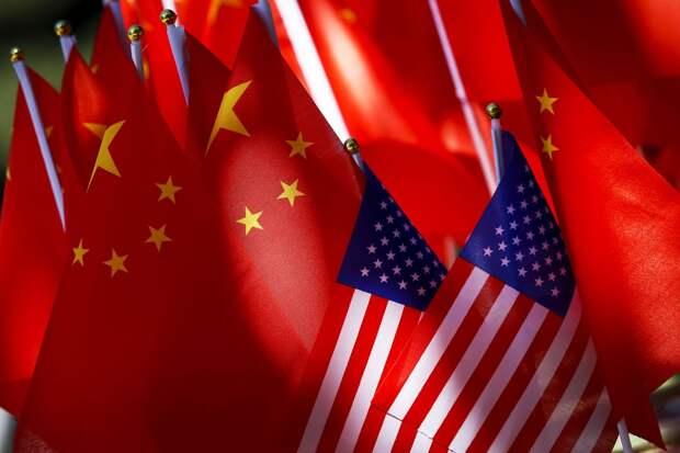Итоги года: США как катализатор глобальной стратегии Китая