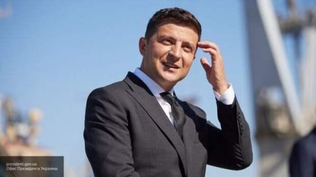 Зеленский пообещал захватить Донбасс и «отбить» Крым у России