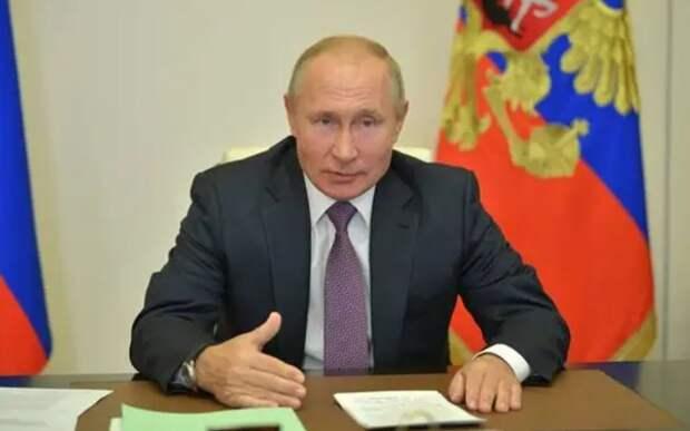 """""""Сами решайте, но лучше в дом!"""": Путин сделал прозрачный намёк бизнесменам"""