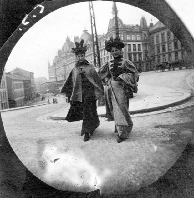 Скрытая камера 19 века: 7 редких фото, которые передают атмосферу прошлого