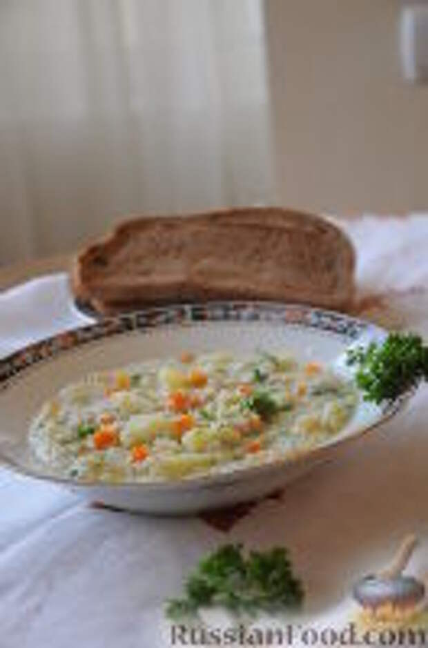 Фото приготовления рецепта: Кулеш украинский - шаг №14