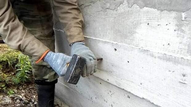 Трещины в бетоне нужно сразу заделывать. /Фото: betonyug.com