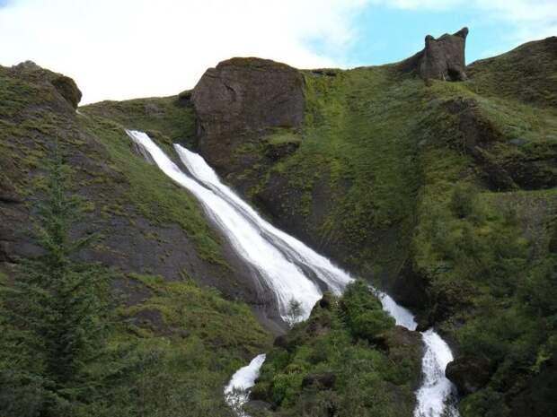 waterfalls34 Красоты водопадов Исландии в фотографиях