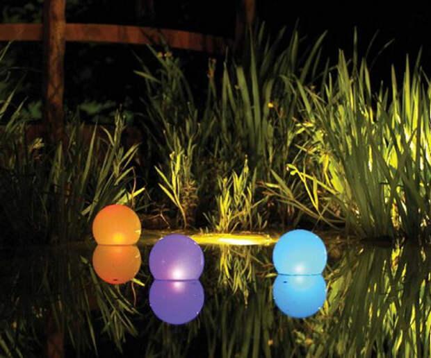 Как сделать светящиеся в темноте камни: волшебные идеи для сада
