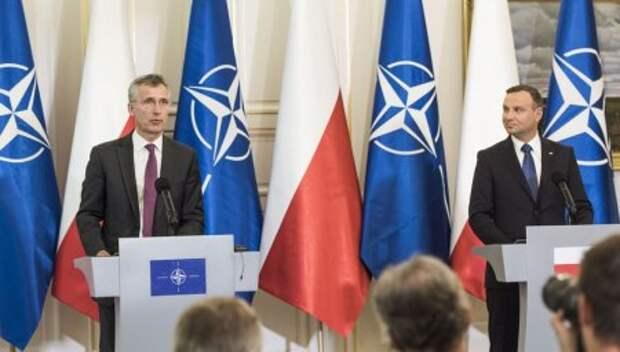 Перемога НАТО: очередной раздел Польши....