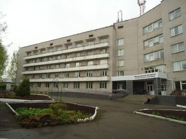 В Ижевске прокуратура начала проверку после возгорания в интернате для престарелых ночью 9 мая