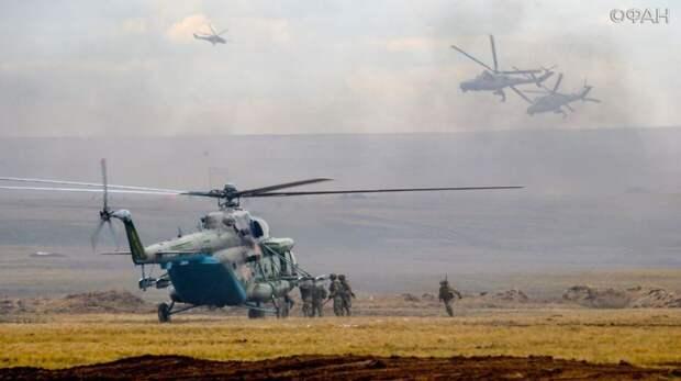 Учения ОДКБ должны стать сигналом России для США и НАТО