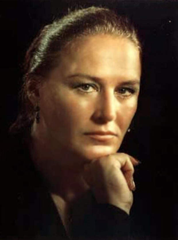 Нонна Мордюкова: «Будешь падать - держись за землю»