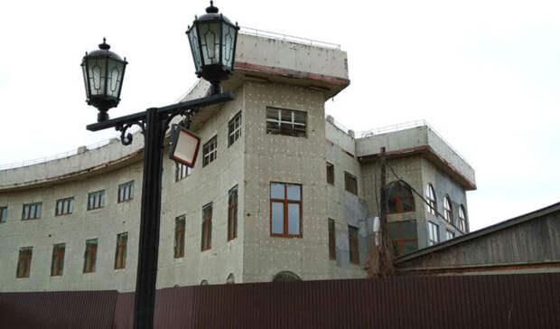 Стала известна причина демонтажа конструкций Дома правительства вНижнем Новгороде
