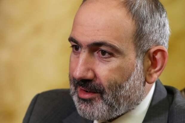 Пашинян обвинил Азербайджан в посягательстве на территорию Армении