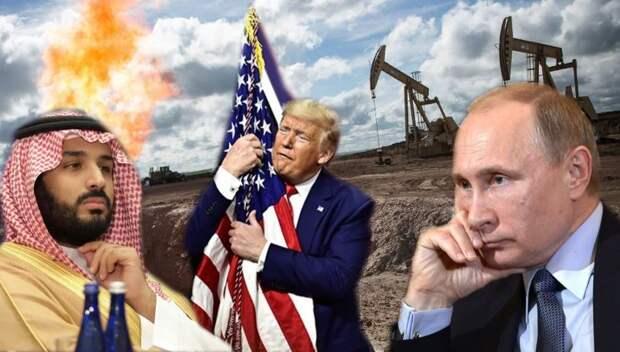 А пусть не лезут! «Газпром» наносит ответный удар