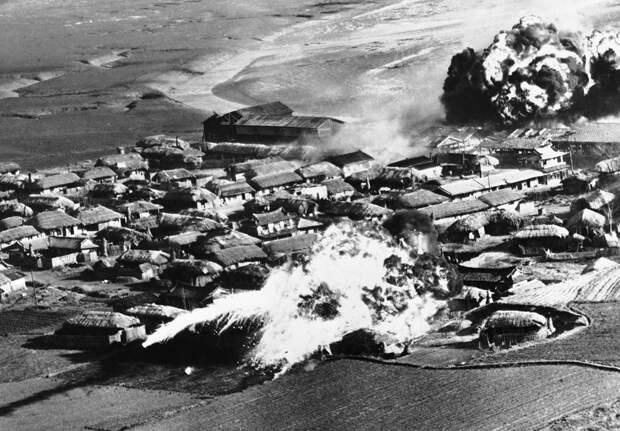 k38 0510 46 впечатляющих снимков Корейской войны