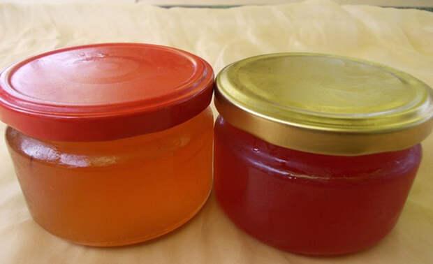 мёд из сосновых шишек
