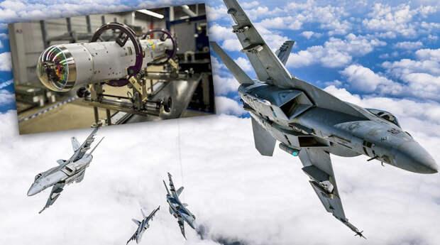В США провели испытания «умной» бомбы StormBreaker