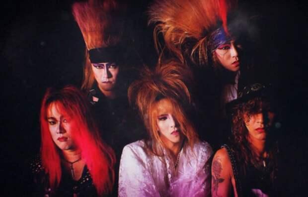 Обратная сторона Японии, или что такое J-Rock