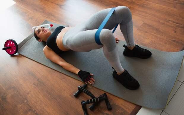Как накачать пресс в домашних условиях: упражнения, чтобы получить кубики на животе
