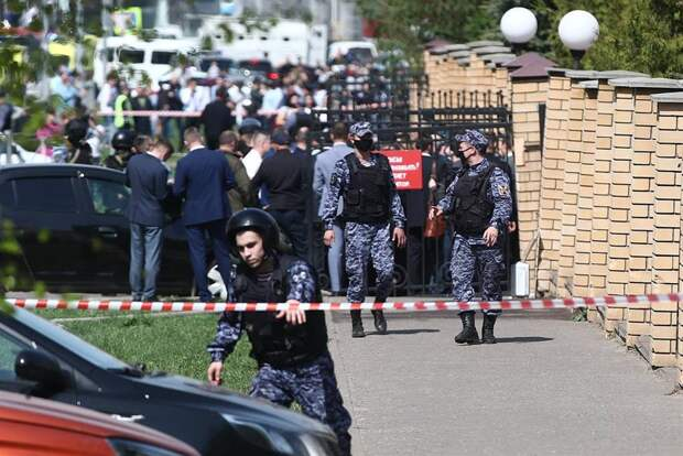Стрельба в школе в Казани: главное о случившемся и комментарий конфликтолога