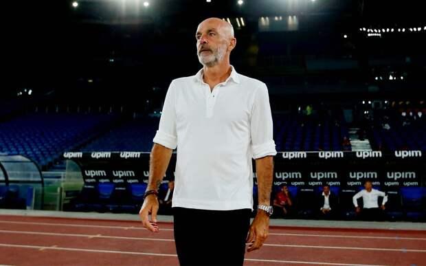 Пиоли: «Ожидал большего от «Милана» в матче с «Лацио». Это болезненное поражение»