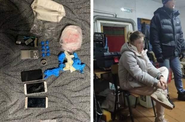В Новосибирске задержаны подозреваемые в сбыте крупной партии наркотиков