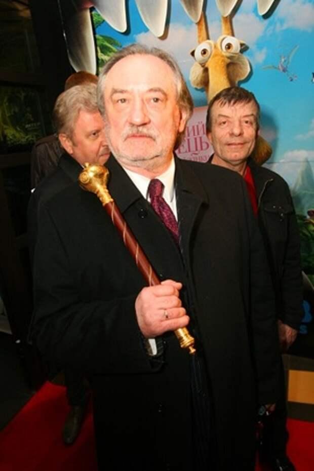 """Богдан Ступка: """"Мелюзга заполонила весь мир - это герои нашего времени"""""""