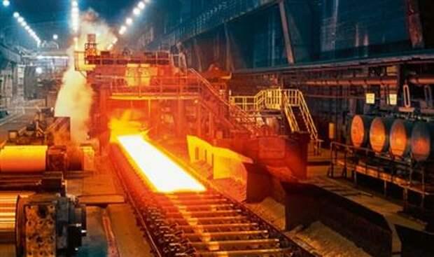 Черная металлургия РФ