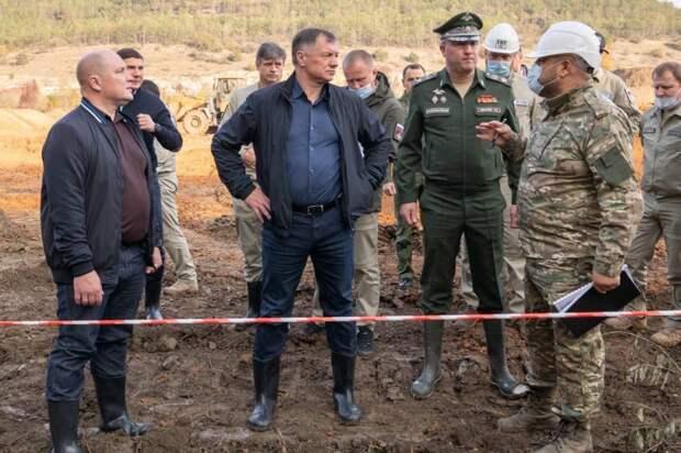 После обещания Путина не жалеть денег в Севастополе нашли подземную воду