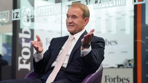 """""""Потрясающе"""": в Госдуме возмутились бездействию ЕС по делу Медведчука"""