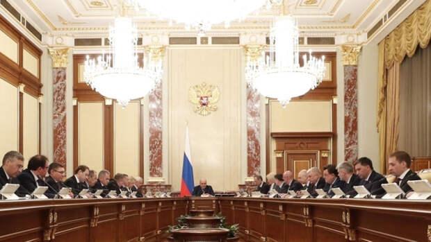 Российское правительство одобрило список недружественных стран