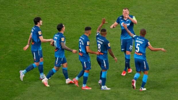 Самым тестируемым РУСАДА футбольным клубом в марте и апреле стал «Зенит»