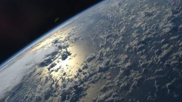 Ступень неуправляемой китайской ракеты сгорела в атмосфере Земли