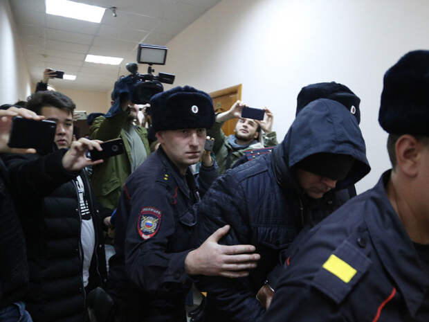 Вынесен окончательный приговор экс-полицейским поделу обизнасиловании дознавательницы вУфе