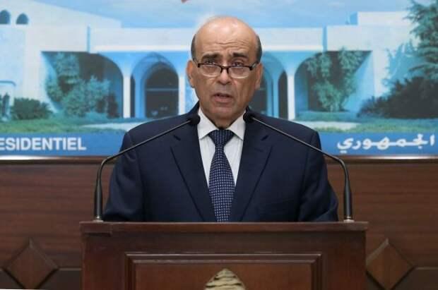 И.о. главы МИД Ливана ушел с поста после реплик в адрес Саудовской Аравии