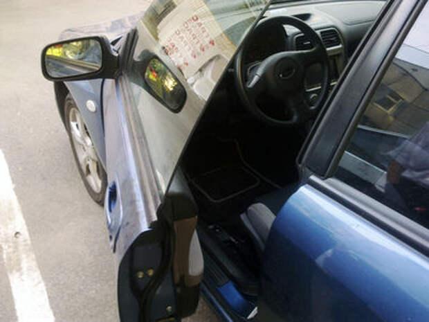 В России сократилось количество краж автомобилей