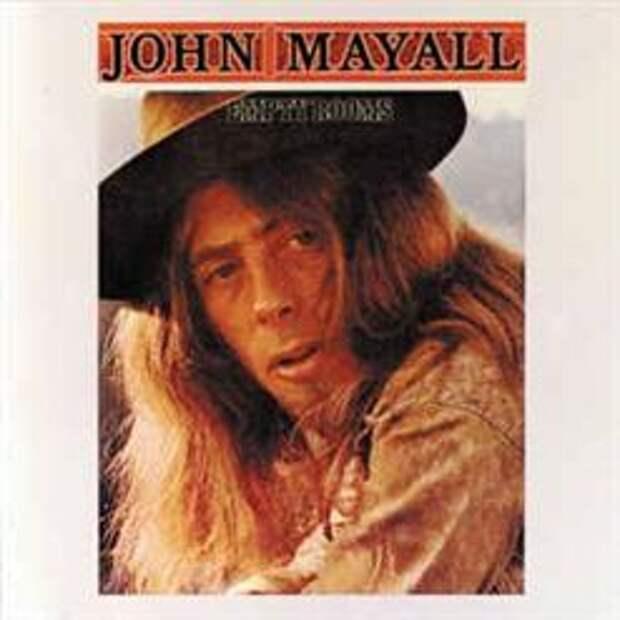 Патриарх британского блюз-рока John Mayall
