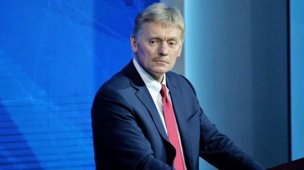 Песков исключил причастность государства к строительству дома в Геленджике