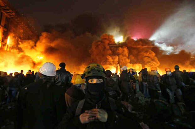Жизнь на Украине в жанре антиутопии