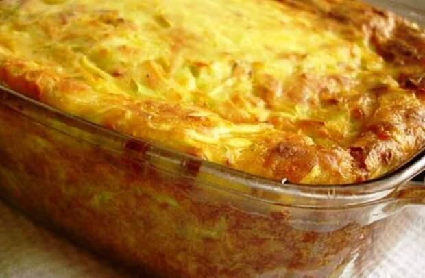 Запеканка с кабачками и сыром. Готовлю почти каждый день и всё равно просят добавки 2
