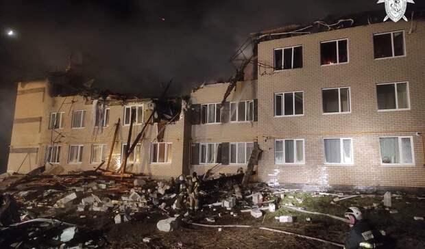 Обвиняемому вовзрыве дома вселе Маргуша избрали меру пресечения