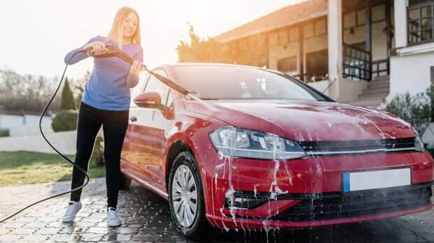 Почему мыть автомобиль летом следует чаще, чем зимой