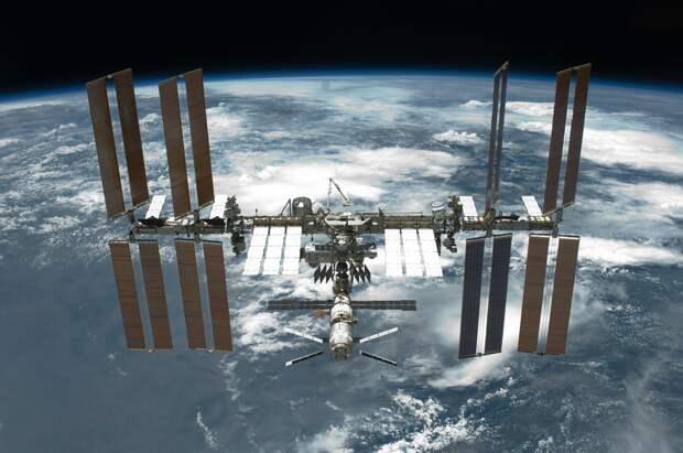 NASA выпустило игру-симулятор полета на МКС