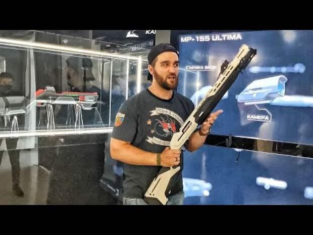Россия представит на IDEX 2021 умное ружье «Калашникова»