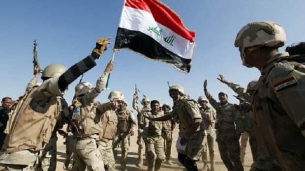 Иракские ополченцы перекрыли боевикам ИГИЛ путь в Сирию