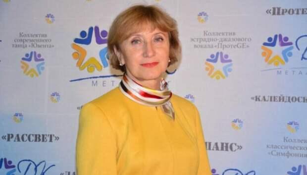 Балетмейстеру из Подольска присвоили звание «Заслуженный работник культуры РФ»