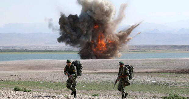 Иран - Азербайджан: на пороге войны...