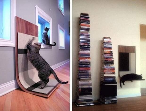 cathouse28 Дизайн для котов