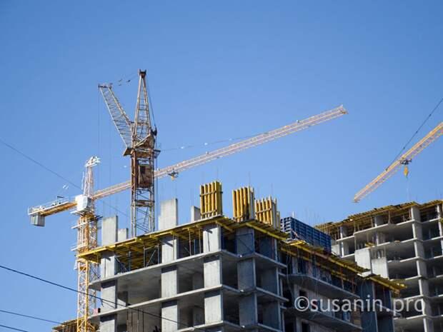 В Удмуртии план по вводу жилья выполнен на 60 %