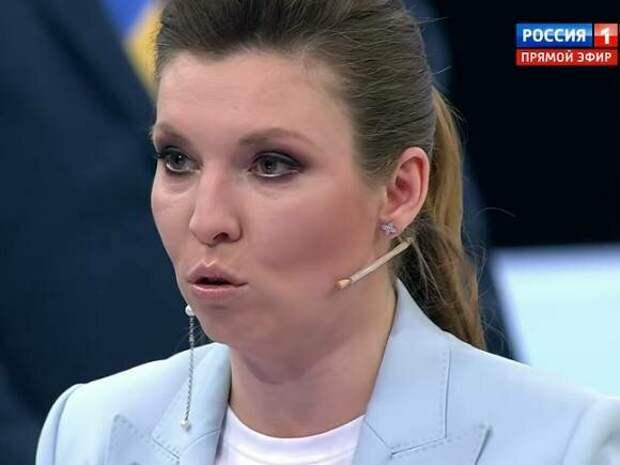 """Скабеева: """"Нам придется перестать называть этих людей террористами.."""" Талибы охраняют посольство РФ от террористов"""