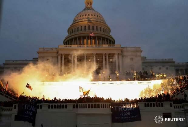Конгрессмены готовят импичмент Трампу