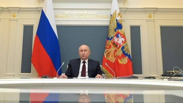 Скабеева объяснила страх Байдена перед Путиным
